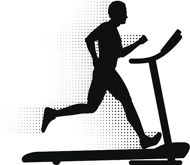 2 people on treadmill clipart stock Treadmill clipart cardio equipment - 79 transparent clip arts ... stock