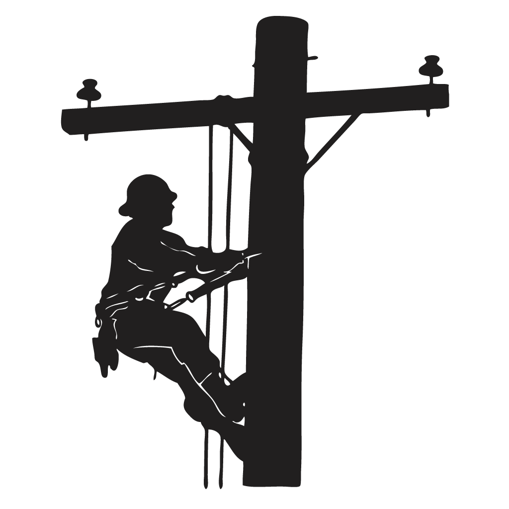 Lineman clipart electrical