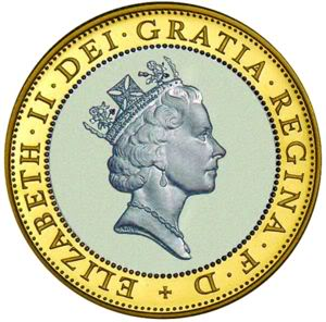 2 pound coin clipart freeuse stock Coin clipart 2 pound for free download and use images in ... freeuse stock