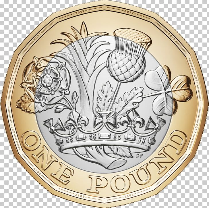 2 pound coin clipart graphic library Royal Mint One Pound Coin Pound Sterling PNG, Clipart, Circulation ... graphic library