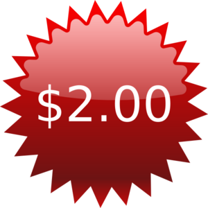 2 price clipart banner free download $2 Red Star Price Tag Clip Art at Clker.com - vector clip art online ... banner free download