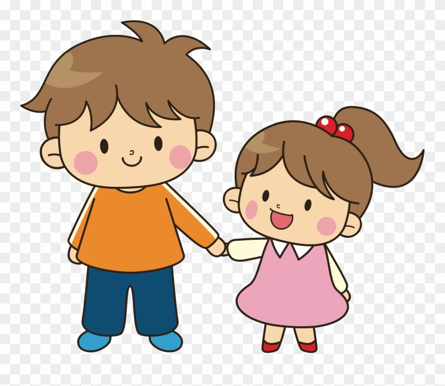 Clipart of a brother jpg download Brother Clip Art - Brother And Sister Clipart - Png Download (#24573 ... jpg download