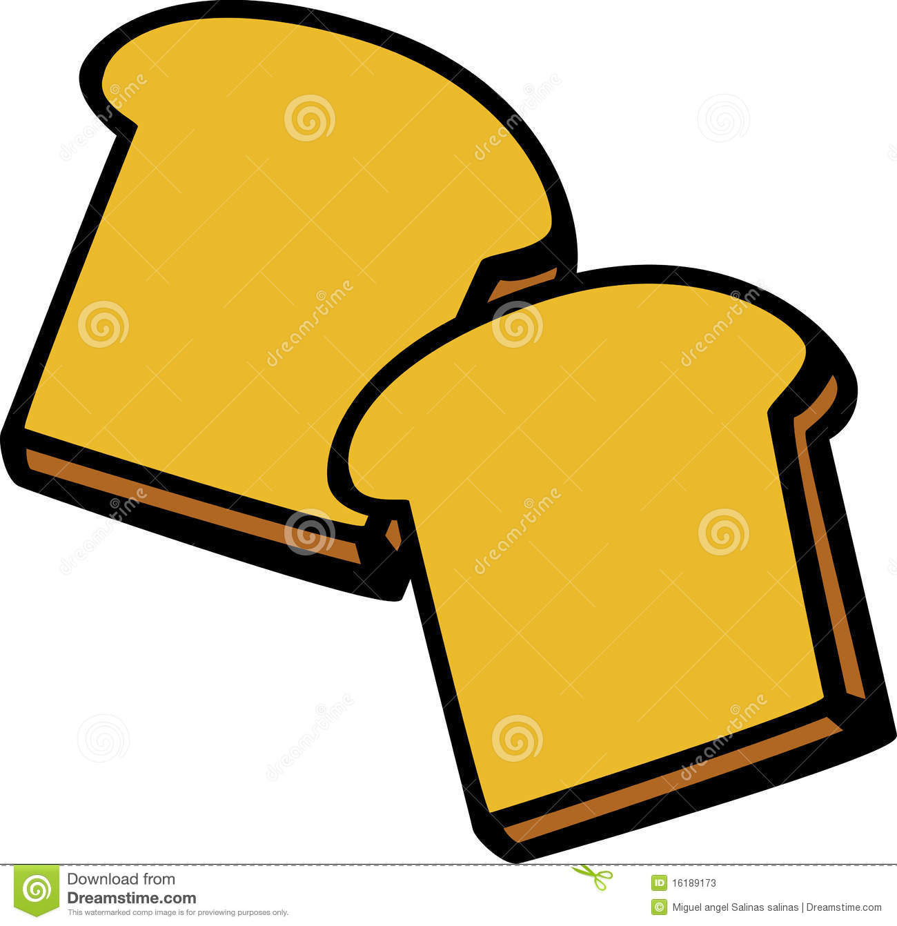 2 slices of bread clipart jpg freeuse download Slice Of Bread Clipart | Free download best Slice Of Bread Clipart ... jpg freeuse download