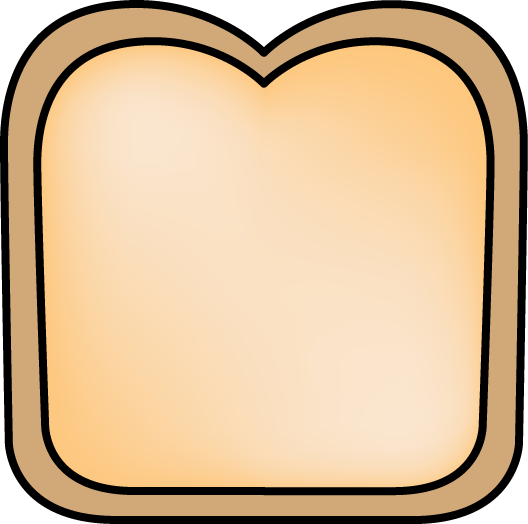 2 slices of bread clipart clip art library stock Slice of bread clipart 2 - WikiClipArt clip art library stock