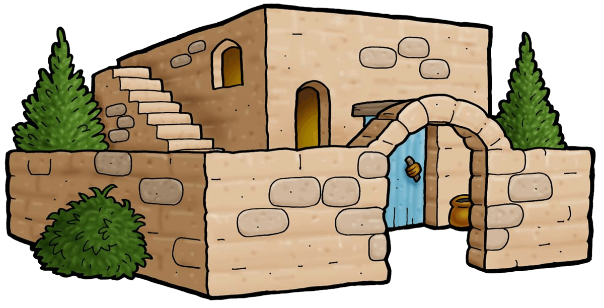 Hut house clipart graphic library Bible story House Clip art - Stop House Cliparts 1200*612 transprent ... graphic library