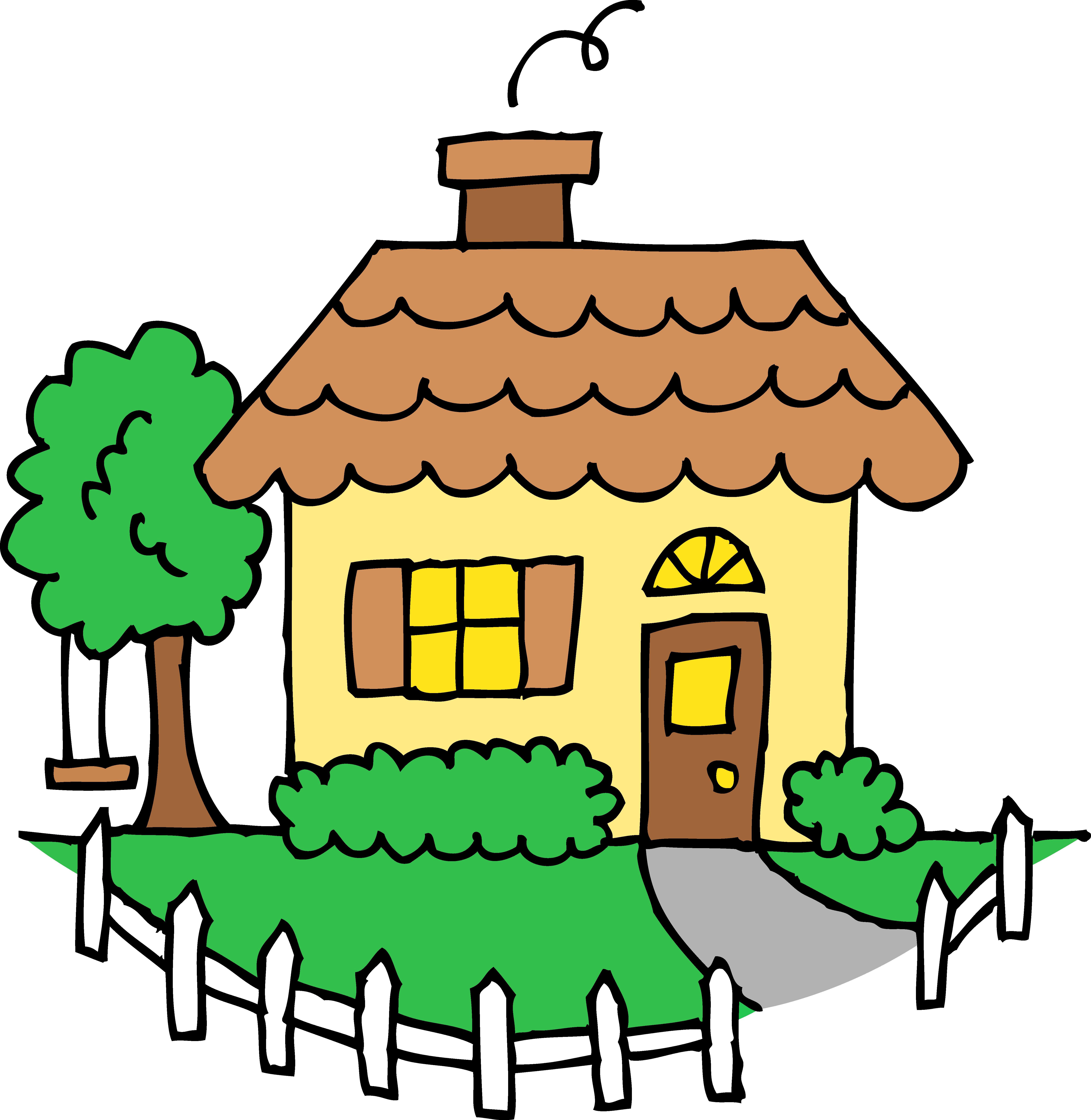 Run down house clipart jpg transparent download Our House, In the Middle of the Street | A Writers Trek from Obscurity jpg transparent download