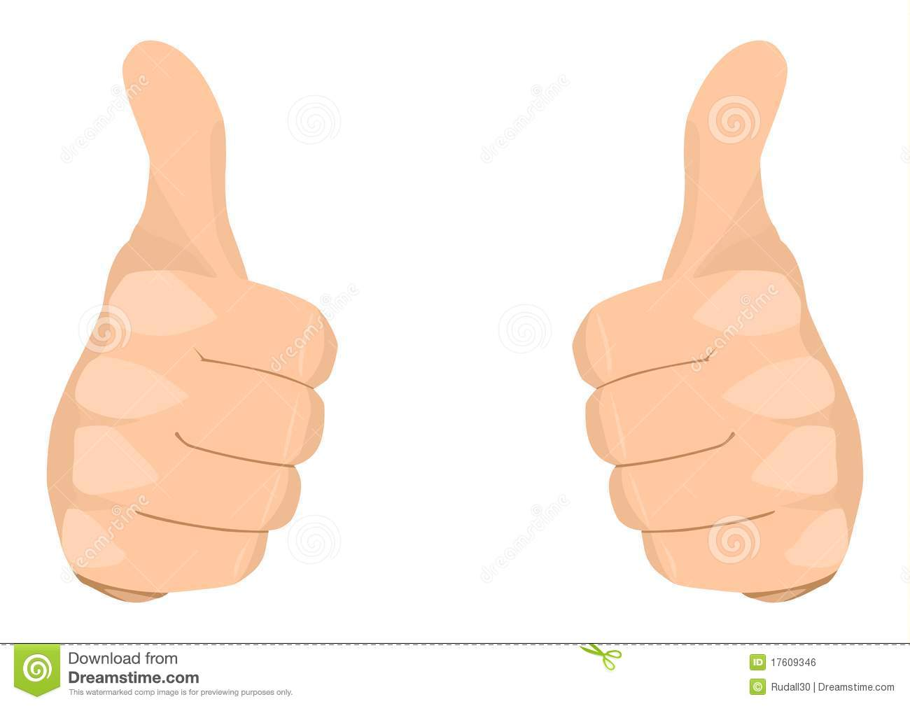 2 thumbs up clipart - ClipartFest svg free stock