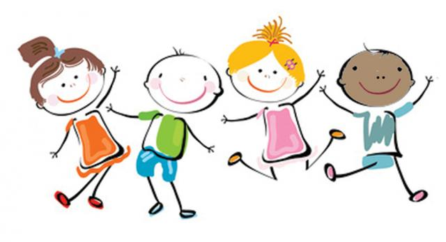 Happy kids clipart free clipart images 2 - Clipartix picture transparent