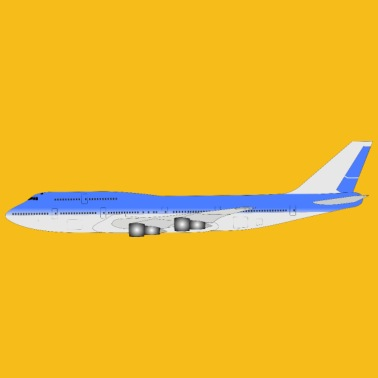 2 tone 747 clipart picture freeuse Boeing-747 Men\'s T-Shirt | Spreadshirt picture freeuse
