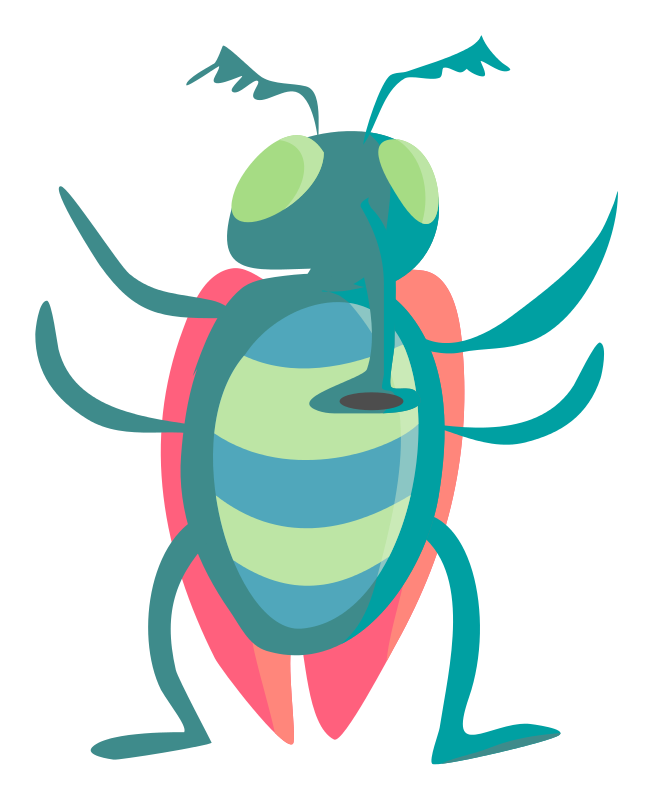 Insect Clipart | Clipart Panda - Free Clipart Images clip art library