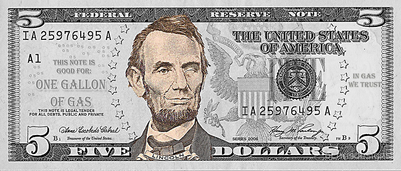 Five Dollar Bill Clipart - Clipart Kid png library