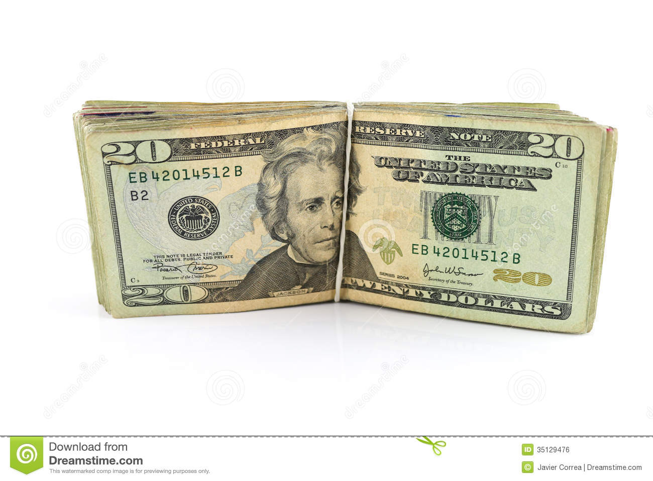 20 Dollar Bill Clipart Stack Of 20 Bills Royalty #b8mpxT - Clipart Kid picture library stock
