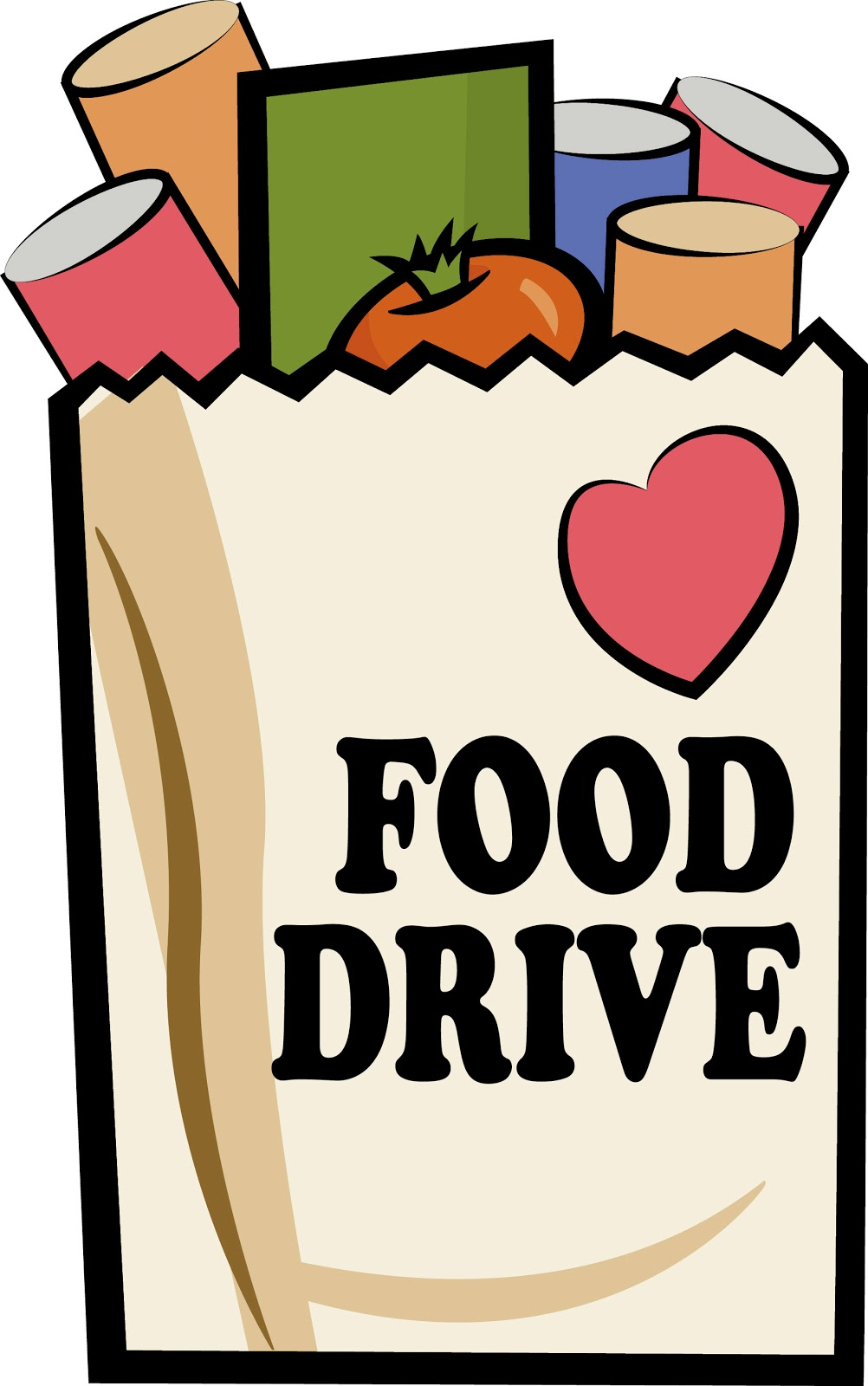 20 food clipart graphic royalty free stock Canned Food Drive Posters | Clipart Panda - Free Clipart Images graphic royalty free stock