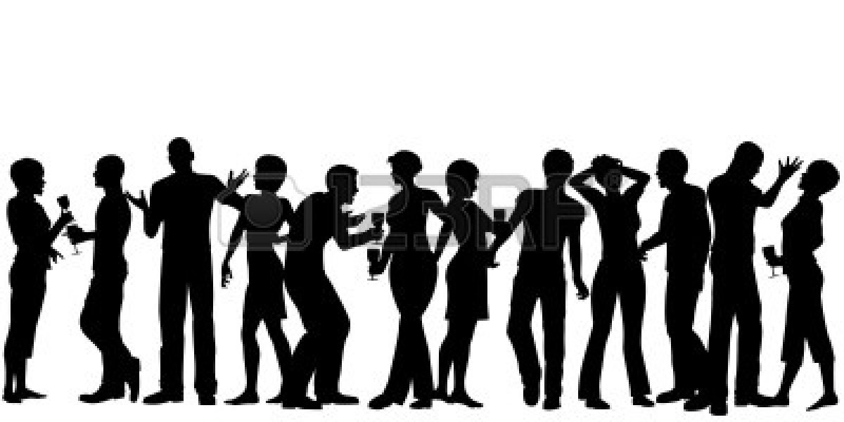 20 people clipart picture black and white Party People Clipart | Free download best Party People Clipart on ... picture black and white