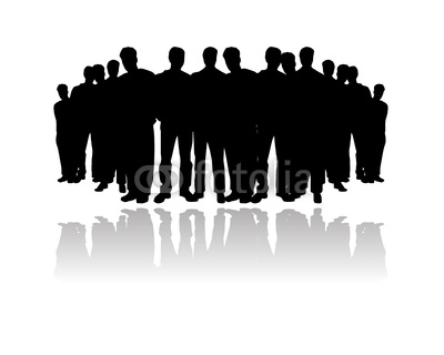20 people clipart svg library download vector people crowd silhouette | Clipart Panda - Free Clipart Images svg library download