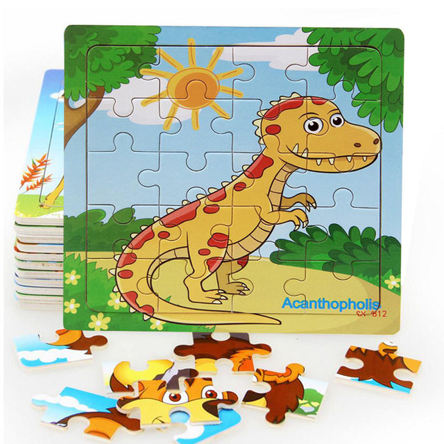 20 piece puzzle image clipart svg free library US $0.91 35% OFF|Sale New 20 Piece Wooden Puzzle Kids Toy Baby Wooden  Jigsaw Puzzles Cartoon Dinosaur Animal Early Educational Toys for  Children-in ... svg free library