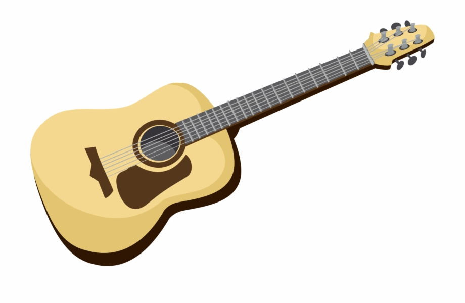 20 s uke player clipart png free library Ukulele Vector Acoustic Guitar Neck - Acoustic Guitar, Transparent ... png free library