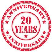 20 year clipart - ClipartFest transparent library