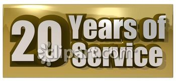 20 years of service clipart image freeuse download Clipart.com School Edition Demo image freeuse download