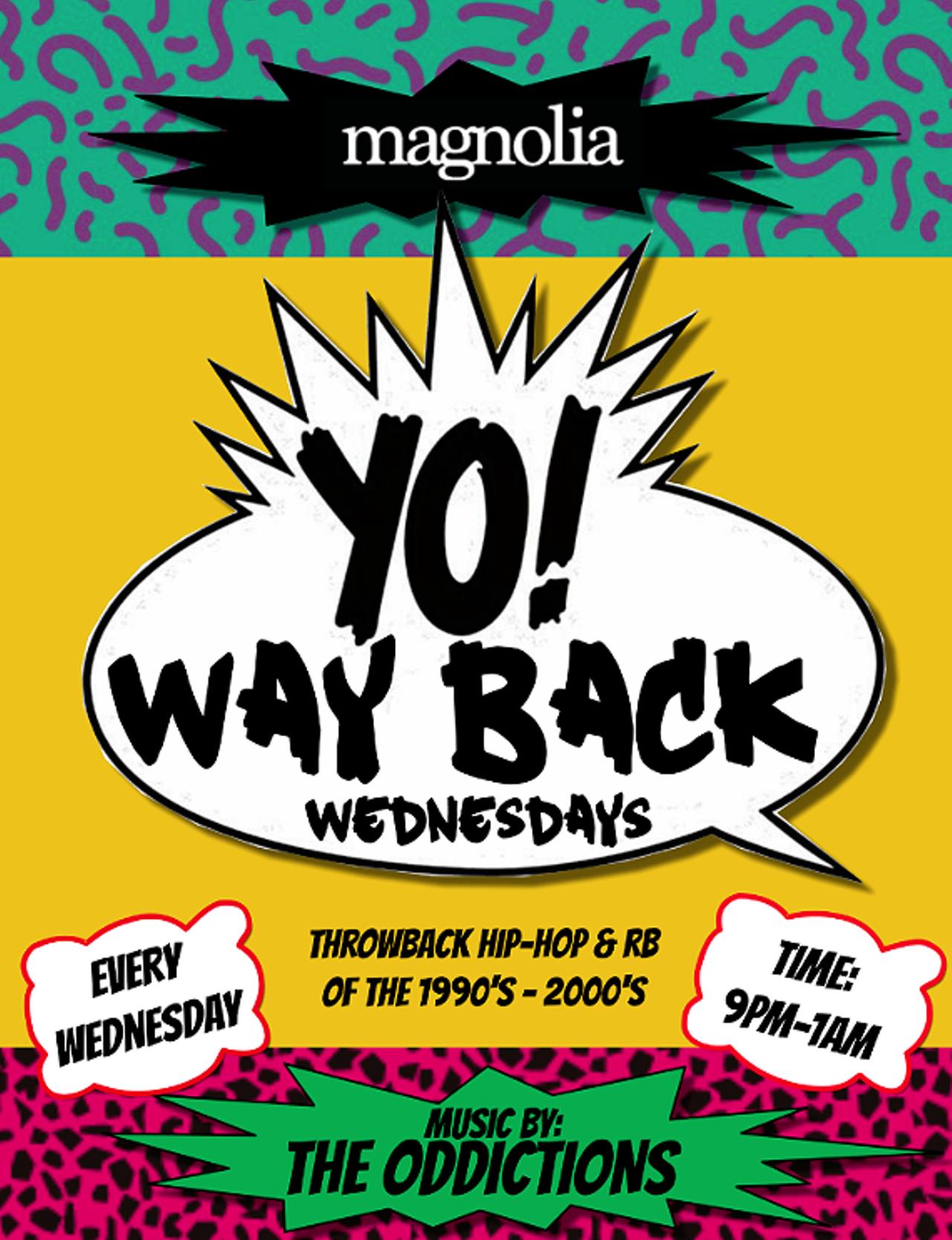 2000s hip hop flyer clipart transparent stock Way Back Wednesdays: The Oddictions | Magnolia | Clubs/Lounges ... transparent stock