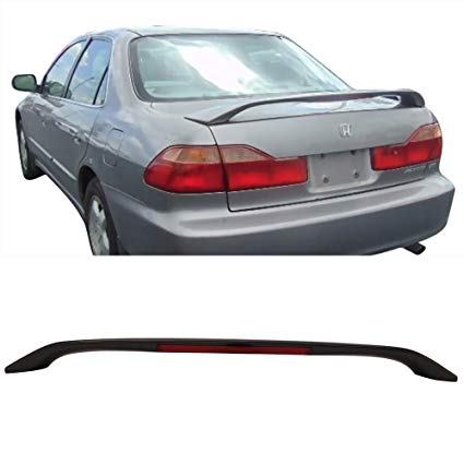 2002 honda accord clipart banner transparent stock Amazon.com: Trunk Spoiler Fits 1998-2002 Honda Accord | OE Style ... banner transparent stock