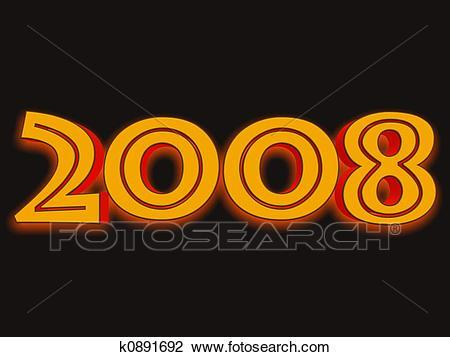 2008 clipart graphic black and white library Clipart 2008 4 » Clipart Portal graphic black and white library