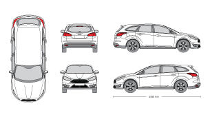2015 ford focus clipart graphic royalty free stock mr-clipart graphic royalty free stock