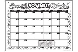 2015 november calendar clipart image freeuse stock November calendar clipart 2015 - ClipartFest image freeuse stock