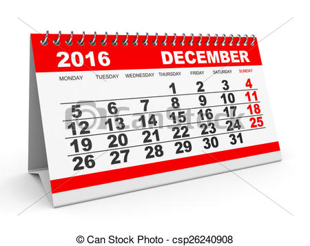 2016 calendar clipart free december clip freeuse stock clip art december 2016 calendar december 2016 stock illustration ... clip freeuse stock