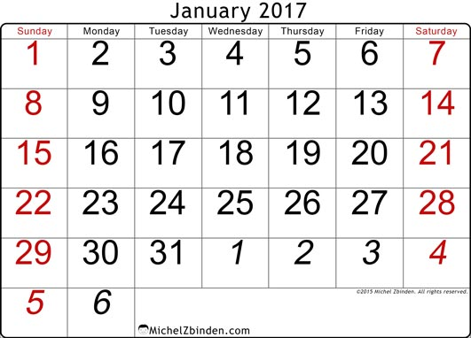 2016 calendar clipart free december png freeuse stock December january calendar 2017 clipart - ClipartFest png freeuse stock