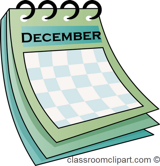 2016 calendar clipart free december svg stock December Calendar Clip Art Free - Jamesrigby.net svg stock
