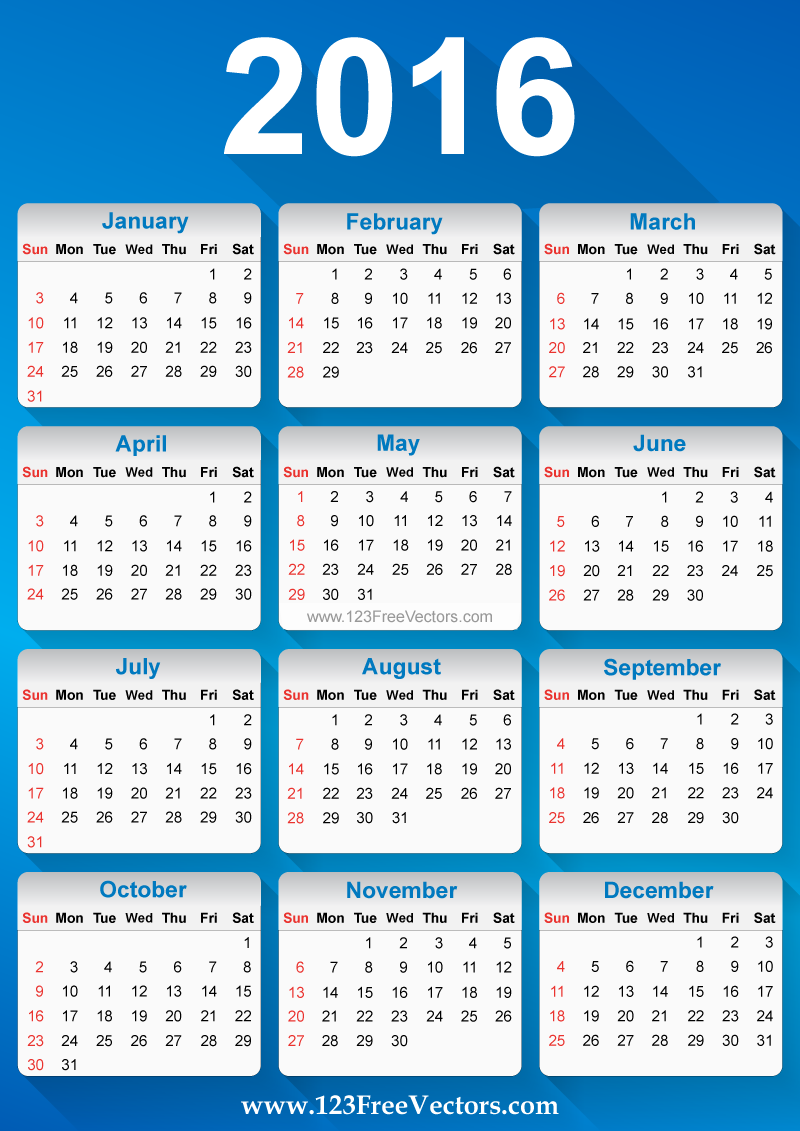 2016 calendar clipart free photoshop image free library 2016 calendar clipart free photoshop - ClipartFest image free library