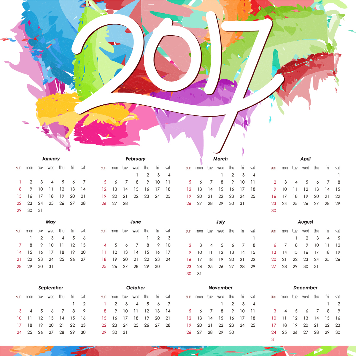 2016 calendar clipart free photoshop picture black and white stock Calendar Vectors, Photos and PSD files | Free Download picture black and white stock