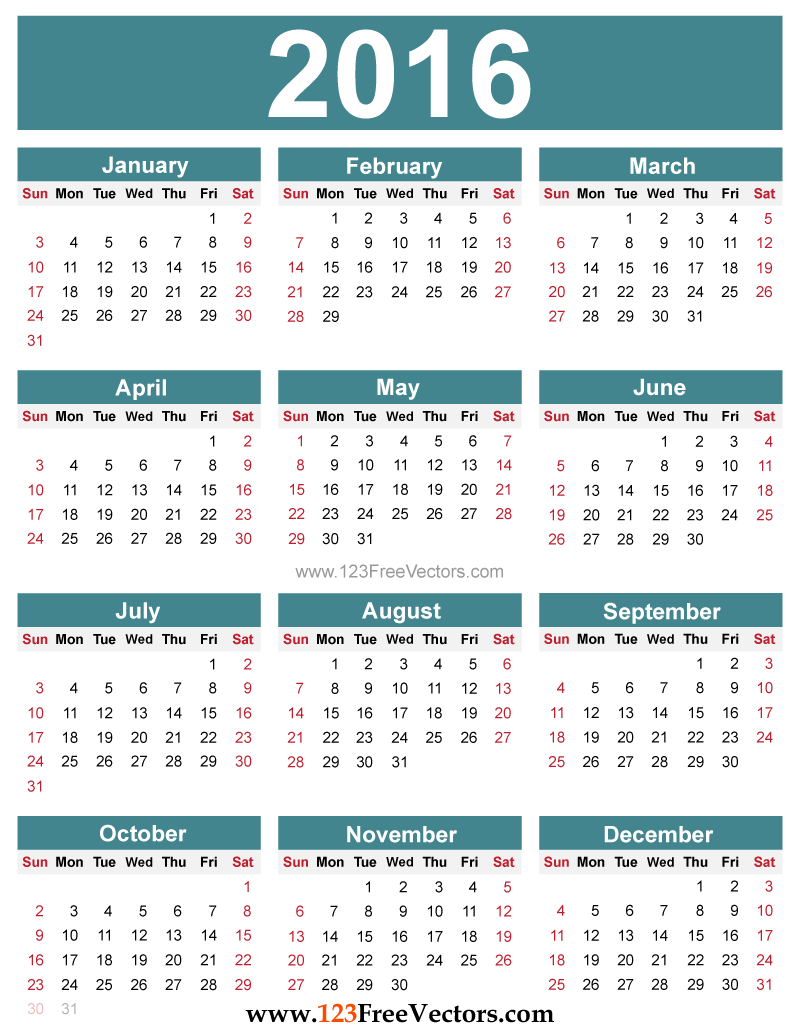 2016 calendar clipart free photoshop clip art freeuse download 2016 calendar clipart free photoshop - ClipartFest clip art freeuse download