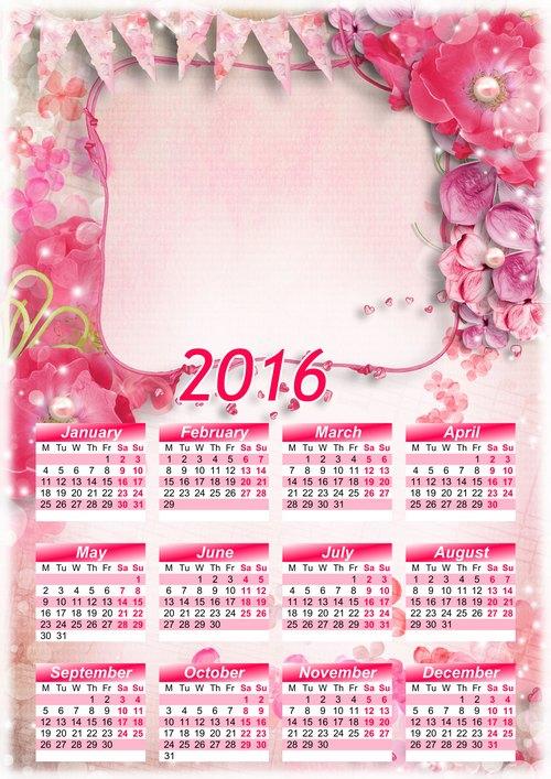 2016 calendar clipart free photoshop jpg royalty free download 2016 calendar clipart free photoshop - ClipartFox jpg royalty free download