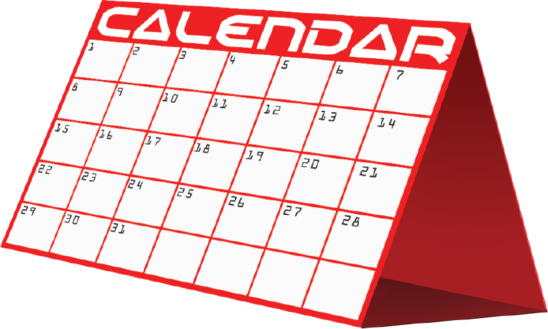 Clipart of a month of a calendar image royalty free download The Top 5 Best Blogs on Free Clipart January Calendar image royalty free download