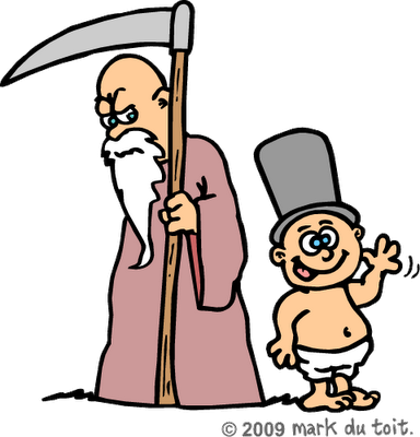 2016 father time clipart picture black and white stock Free Pictures Of Father Time, Download Free Clip Art, Free Clip Art ... picture black and white stock
