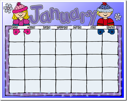 2016 january clipart svg transparent stock January Clipart For Calendars - Jamesrigby.net svg transparent stock