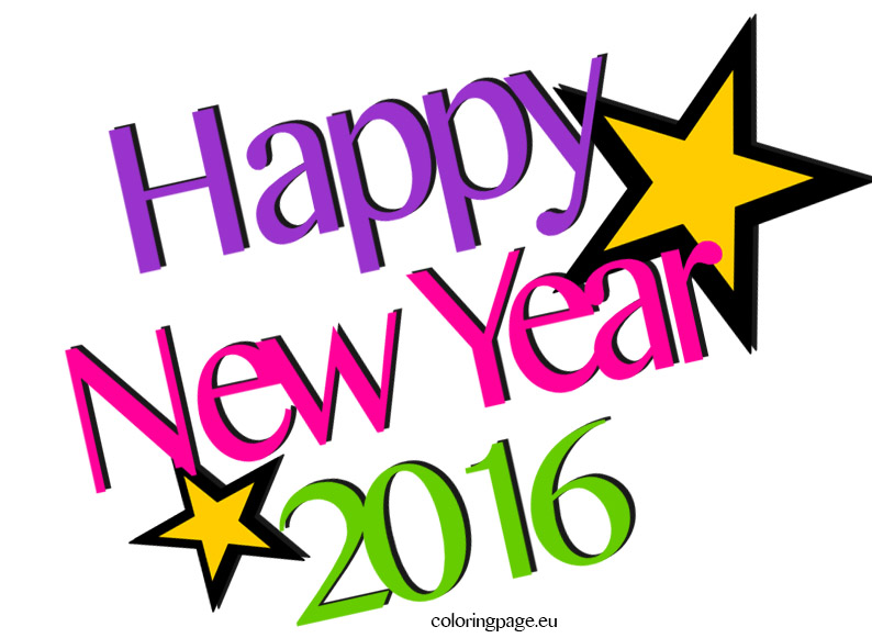 Free clipart new year 2016 picture transparent stock 6 happy new year clip art christmass editions - Cliparting.com picture transparent stock