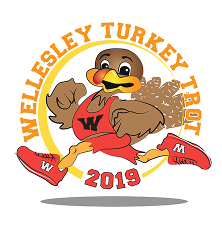 2016 turkey outreach clipart svg freeuse download Wellesley Turkey Trot 2019 svg freeuse download
