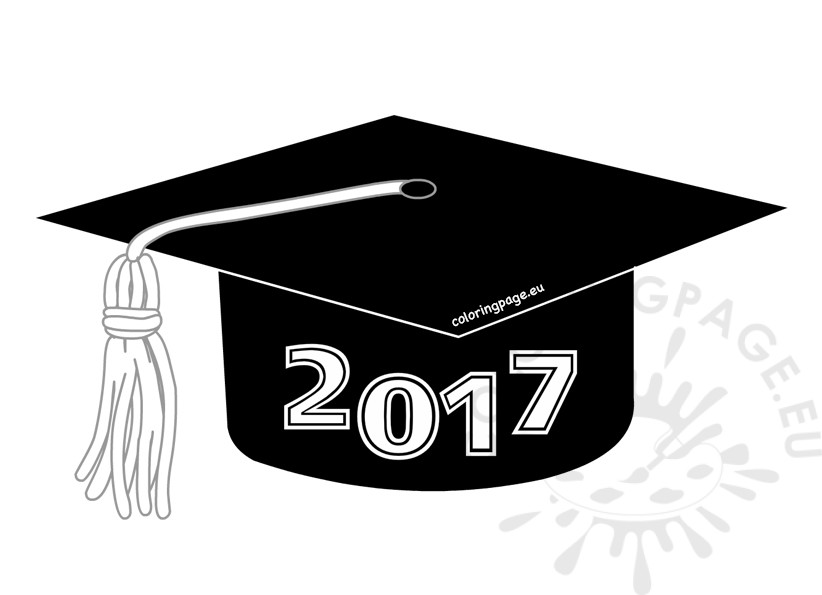 2017 cap clipart royalty free library 2017 graduation cap clipart 2 » Clipart Station royalty free library