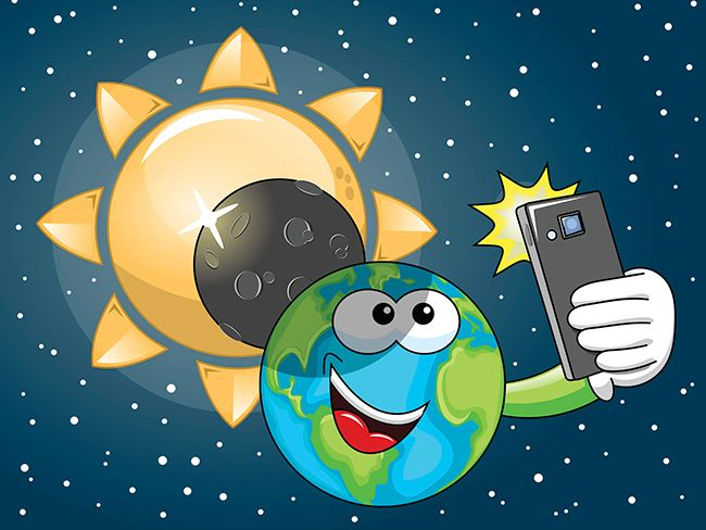 2017 cartoon eclipse clipart jpg transparent library These totally funny solar eclipse jokes will guarantee your humor ... jpg transparent library