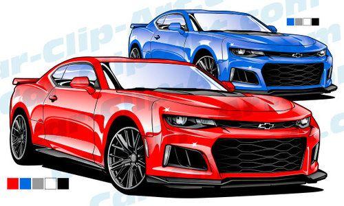 2017 chevrolet camaro clipart vector free download 2017 Camaro ZL1 Vector Art | Art by HotRodKristina | Camaro car ... vector free download