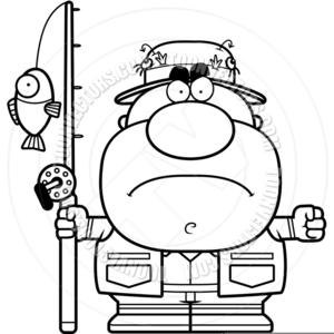 2017 clipart black and white graphic transparent library Fisherman Clipart Black And White | Free Images at Clker.com ... graphic transparent library