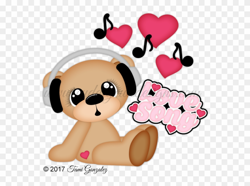 Love song clipart svg freeuse stock Love Song Cute Friends, Cute Designs, Animals For Kids, - Cartoon ... svg freeuse stock