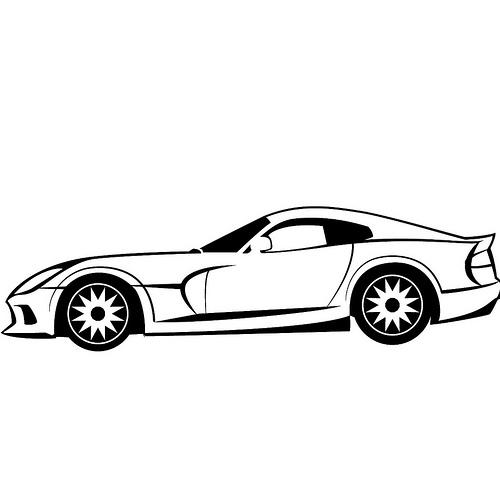 2017 dodge viper clipart clipart transparent Free Car Vector, Download Free Clip Art, Free Clip Art on Clipart ... clipart transparent