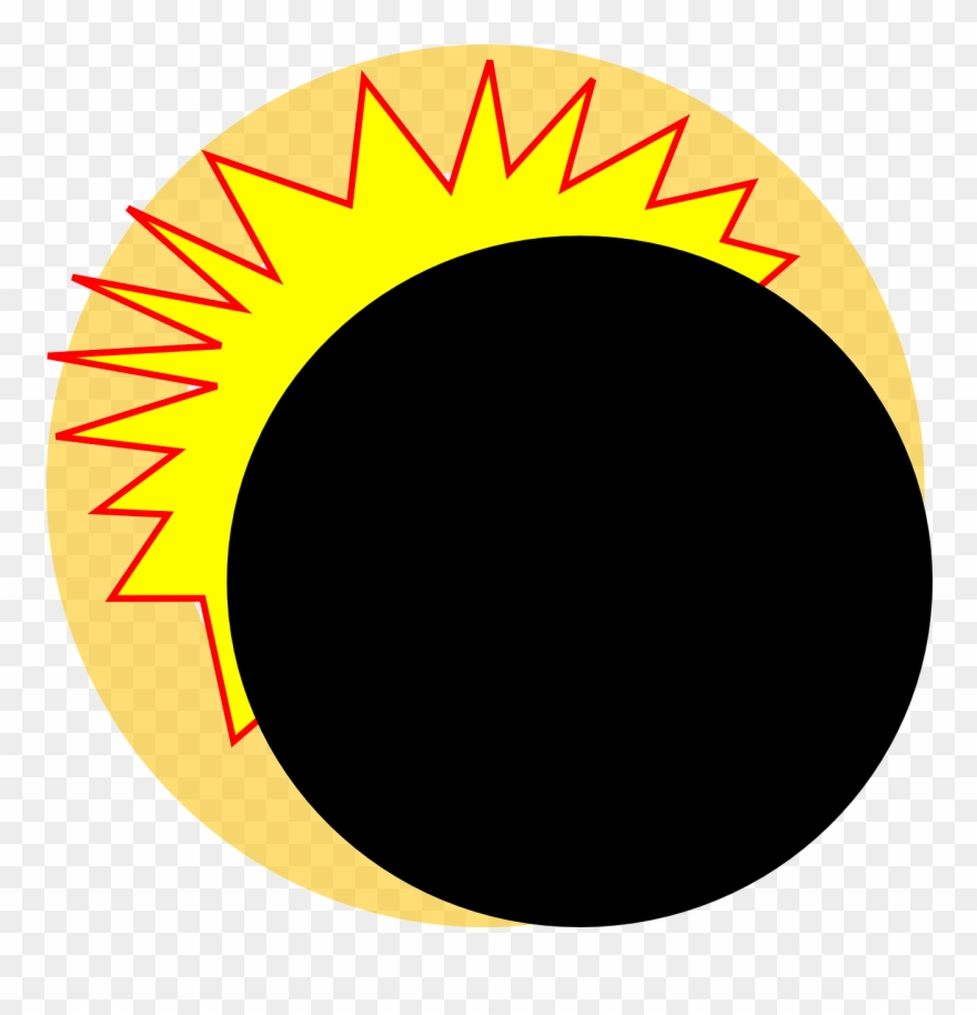 2017 eclipse clipart graphic download Solar Eclipse Clip Art - Png Download (#656067) - PinClipart graphic download