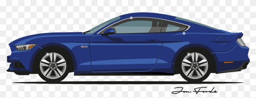 2017 ford mustang clipart clip free Ford Mustang Gt Png Clipart - Mustang Svt Cobra R Vector ... clip free