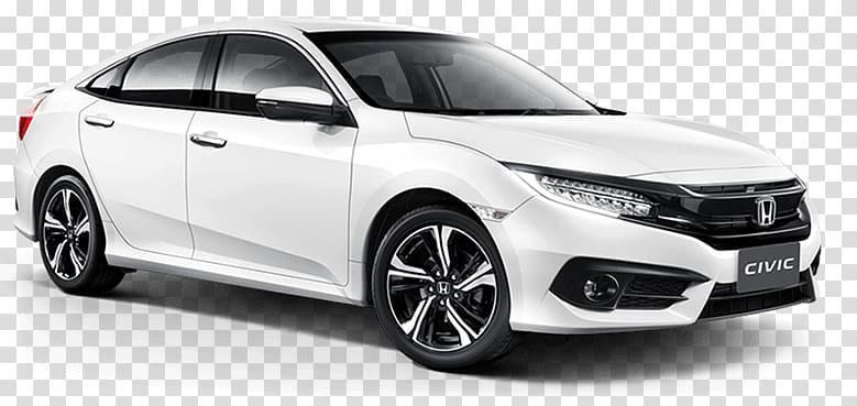 White Honda Civic sedan, 2017 Honda Civic 2018 Honda Civic 2016 ... clip