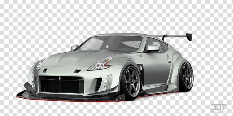 2017 nissan 370z clipart picture transparent stock Sports car 2018 Nissan 370Z Coupe, tuning transparent background PNG ... picture transparent stock
